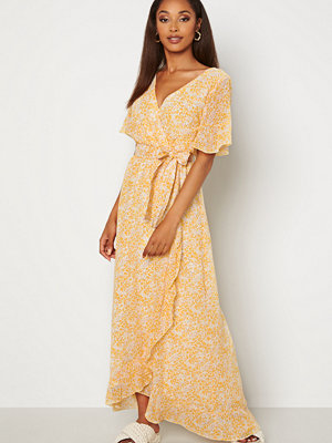 Sisters Point Gush Dress 116 Cream/Yel/Lilac