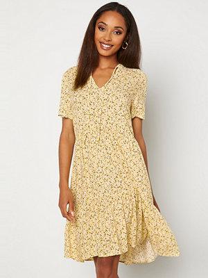 Vila Mina Tullan S/S Dress Sunshine