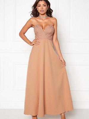 Chiara Forthi Kylee Maxi Dress Light pink