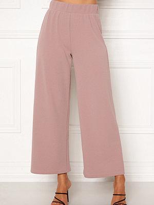 Happy Holly byxor Estelle kimono pants Dusty pink