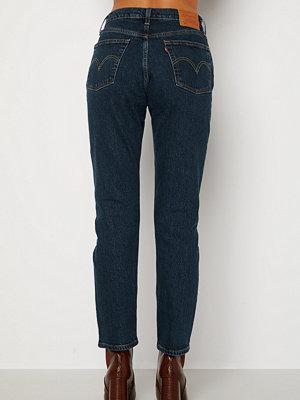 Levi's 501 Crop Jeans 0179 Salsa Stonewash