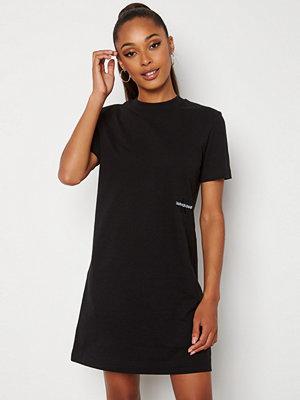 Calvin Klein Jeans Monogram T-Shirt Dress BEH Ck Black