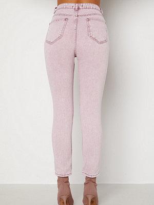 Trendyol Tova HW Jeans Pink