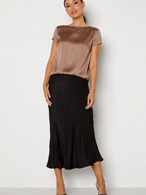 Trendyol Ronja Midi Skirt Black