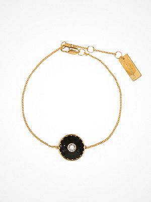 The Marc Jacobs armband The Medallion Bracelet 001 Black