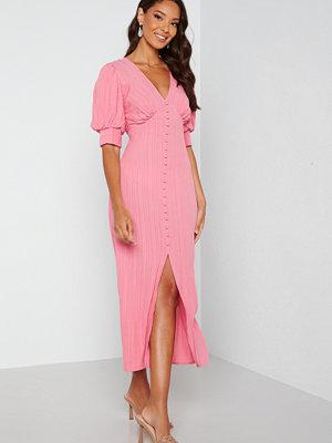 Vero Moda Gillian 2/4 Button Dress Wild Rose