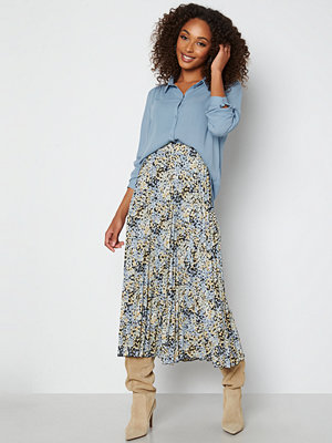 Sisters Point Nitro Skirt 011 Blk/Blu/Banana