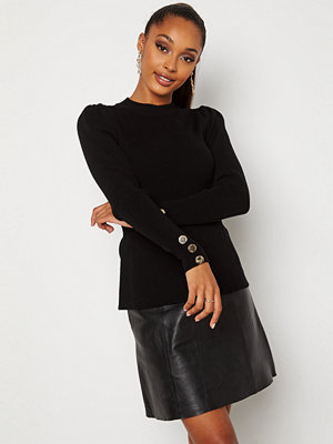 Chiara Forthi Claudina sweater Black