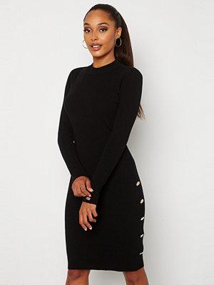 Chiara Forthi Claudina dress Black