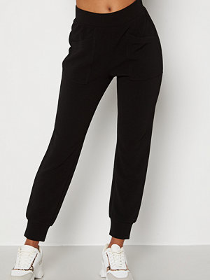 Happy Holly svarta byxor Alessi soft pants  Black