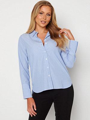 Bubbleroom Minou shirt  Blue / White / Striped