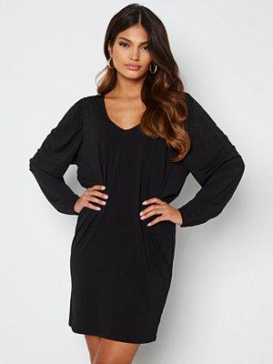 Vila Eboni L/S Dress Black