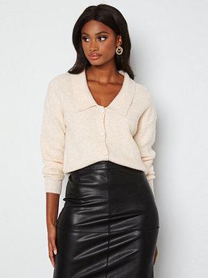 Vero Moda Rosie LS V-Neck Knit Birch