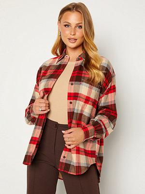Levi's Remi Utility Shirt 0013 Rosie Plaid