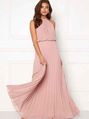 Make Way Leilani maxi dress Dusty pink