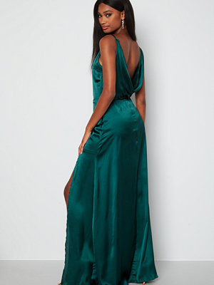 Bubbleroom Occasion Laylani Satin Gown