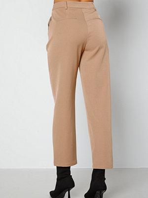 Lojsan Wallin x BUBBLEROOM Suit pants Beige byxor