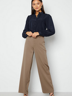 Object Collectors Item byxor Lisa MW Wide Pant Fossil