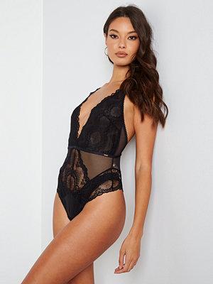 Dorina Jenner Bodysuit BK0001-Black