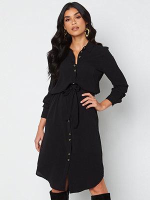 Vero Moda Sasha shirt l/s dress Black