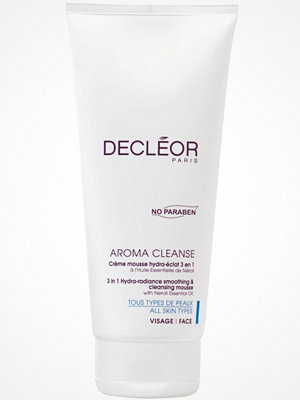Ansikte - Decléor Decleor Aroma Cleanse 3-in-1 Hydra-Radiance Smoothing And Cleansing Mousse (200ml)