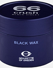 Grazette Grazette Crush Black Violet 66 Black Wax 100 ml