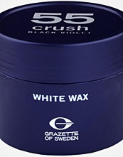Grazette Grazette Crush Black Violet 55 White Wax 100 ml