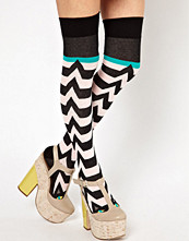 Eley Kishimoto Cat Over The Knee Socks