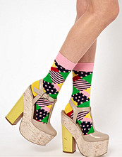 Happy Socks Multi Diamond Socks