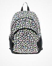 Vans Curls Neon Leopard Backpack