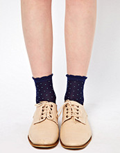 ASOS 60 Den Mini Polka Dot Ankle Socks
