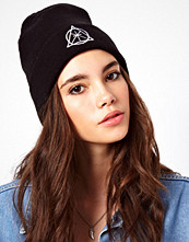 ASOS Symbol Turn Up Beanie