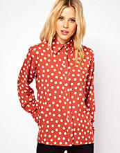 ASOS Shirt In Spot Print