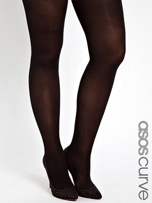 Strumpbyxor - ASOS CURVE 50 Denier Tights