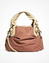 A|wear Contrast Slouch Shoulder Bag