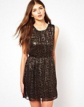 Vila Animal Print Dress