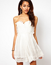 Religion Bustier Dress