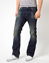 Jeans - ASOS Bootcut Jeans In Dark Wash