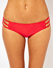 Caprice By Caprice Romeo Hipster Bikini Pant With Cut Outs