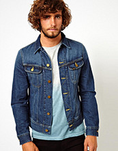 Jackor - Lee Denim Jacket Rider Slim Fit Epic Blue