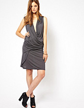 Klänningar - 2nd Day Menna Jersey Wrap Dress