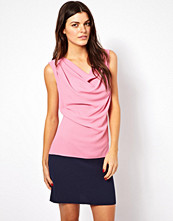 Klänningar - Closet Cowl Neck Colour Block Dress