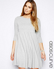 Klänningar - ASOS CURVE Smock Dress In Jersey