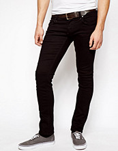 Jeans - G-Star Jeans Defend Super Slim Fit Black Optic