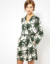 Klänningar - Ganni Dress in Jungle Palms Print