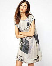 Klänningar - Diesel Printed Dress