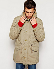 Jackor - United Colors Of Benetton Parka With Borg Lining