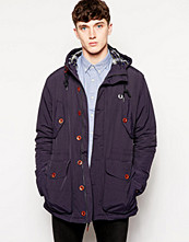 Jackor - Fred Perry Parka with Hood