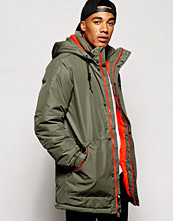 Jackor - Nike Alliance Hooded Parka
