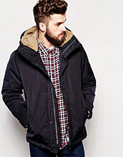 Jackor - Replay Parka Coat Padded Heavy Lined Nylon
